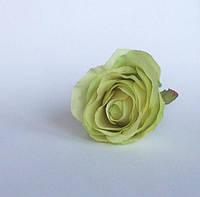 Головка розы мал. _салатовая