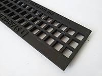 Решетка лотка водоприемная ячеистая чугунная Basic PB-10.14.50  СЧ Кл. В