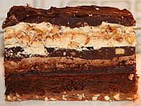 Торт Безе-Орехи-Шоколад, фото 1