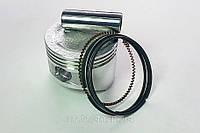 Поршень кольца палец на мотоблок (двигатель бензиновый 168F) диаметр 68 мм стандарт, фото 1