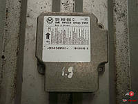 Блок управления подушками безопасности airbag VAG 1C0 909 605 C на Volkswagen Passat B5 1.9 AWX 2001-2005 г.