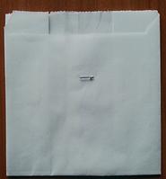 Упаковка для картофеля фри большая белая