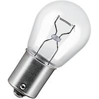 """Лампа """"BREVIA"""" стоп,поворот одноконт. 12V 21W BA15s (12301C)"""