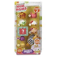 Набор ароматных игрушек NUM NOMS S2 - БРАНЧ (6 намов, 2 нома, с аксессуарами)
