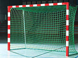 Сетка футзал,гандбол безузловая 3*2 м