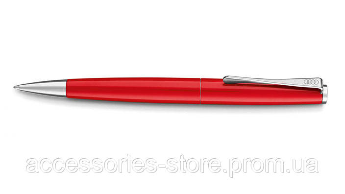 Шариковая ручка Audi Ballpoint Pen Rings, Red