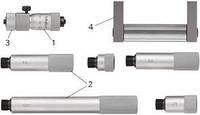 Купить микрометрический нутромер НМ- 175 ГОСТ 10 ЧИЗ рж