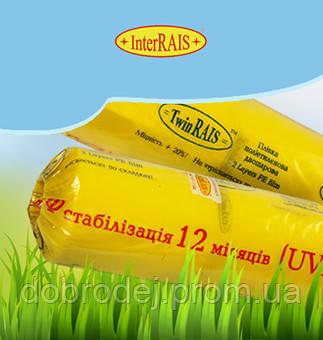 Пленка для теплиц 120 мкм (6м на 50м) UF 12 месяцев