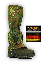 Гетры, гамаши с металлическим тросиком Tracker Professional Bundes , фото 3