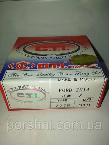 Кольца   76 STD    ( 1.2 х1.5 x 2.5 )  Fiesta 1.4 Zetec 2001 >  Focus 1.4  C.T.I