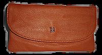 Стильный женский кошелек Bobi Digi коричневого цвета из искусственной кожи  WYY-062011