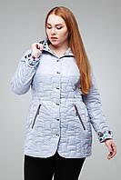 Женская весенняя куртка большого размера  Дебра  Nui Very (Нью вери)  по низким ценам