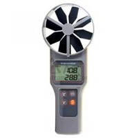AZ-8916 цифровой анемометр