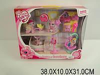 Дом для пони 791 My Little Pony, Игровой набор Детская комната для пони 791