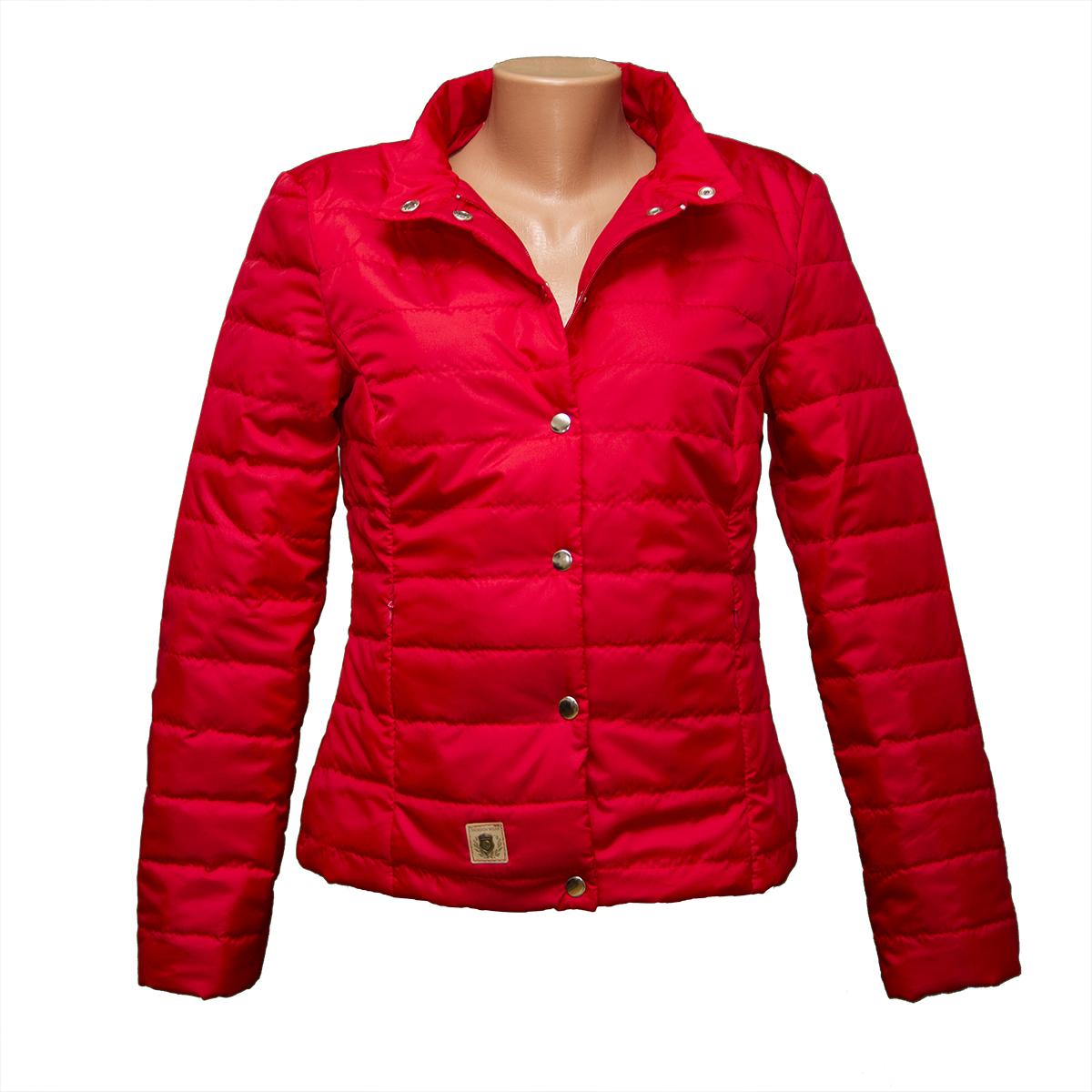9d963f2589f Куртка женская весенняя производства Украина недорого KD1375 оптом и ...