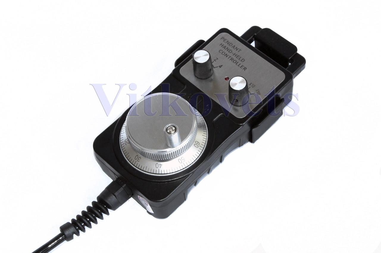 Ручной генератор импульсов MPG100 (пульт управления) для станков с ЧПУ