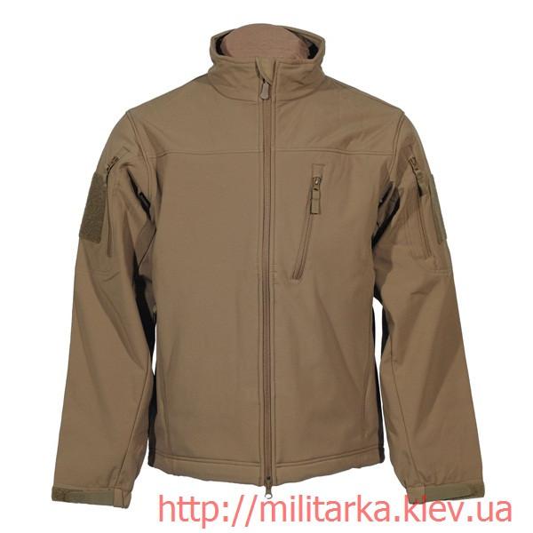Куртка Softshell софтшелл Condor Phantom койот