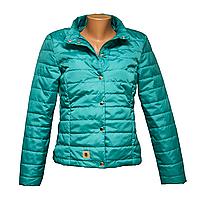 Куртка женская бирюза в Одессе со склада  KD375-7