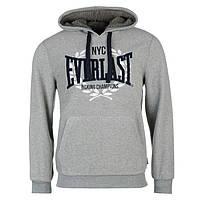 Оригинальная Толстовка Everlast Polar Fleece Grey  Серый, S