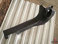 735455818 SX Накладка порога пластиковая внутренняя на Fiat Doblо Фиат Добло