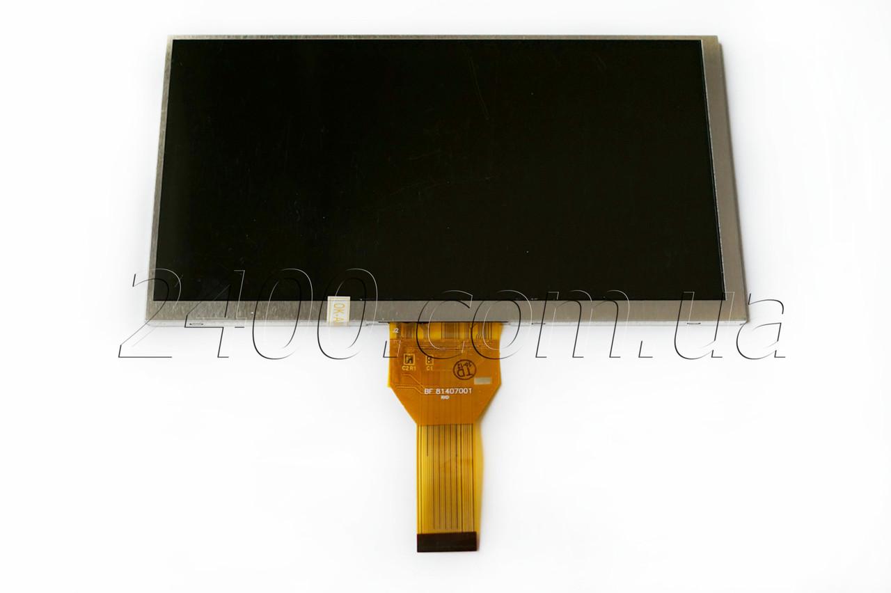 Дисплей - матрица планшета Digma Optima 7.7 3G TT7077MG 30 Pin