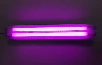 Светодиодный фитосветильник SL-020F 20W IP65 линейный (fito spectrum led) Код.58825