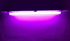 Светильник для растений светодиодный линейный SL-020F 20W IP65 (fito spectrum led) Код.58825, фото 3