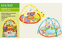 Развивающий коврик детский для малыша Baby Game Kingdom 615/620