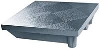 Купить поверочную плиту чугун 630х400 б/у ГОСТ 10905 СССР оптом и в розницу
