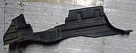 Пыльник панели радиатора левый MICRA K12