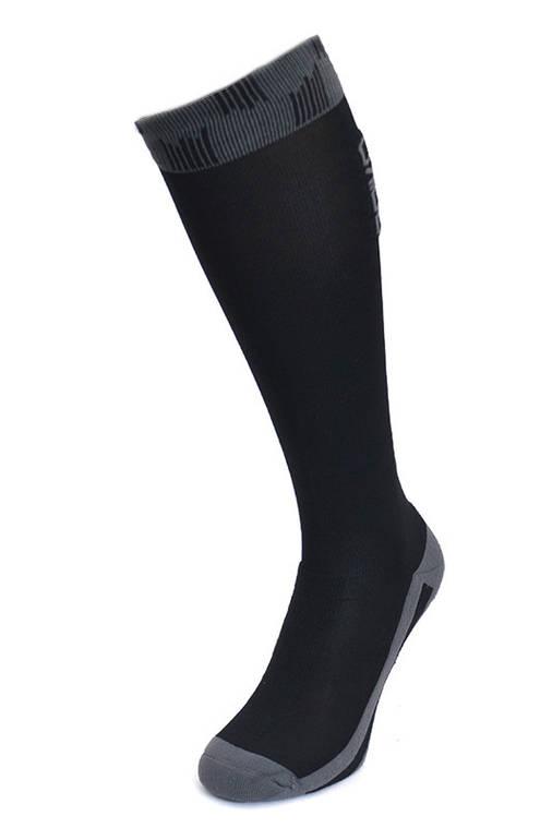 Носки лыжные длинные Briko Black L, фото 2