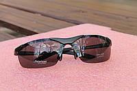 Спортивные солнцезащитные очки Police с поляризационным покрытием black