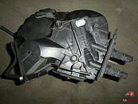 Корпус печки отопителя на Renault Kangoo