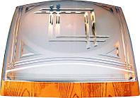 Светильник HOROZ ELECTRIC 2*26W (Модерн) Квадрат Орех