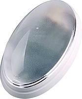 Светильник HOROZ ELECTRIC 26W (Флуе) Овал Белый