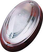 Светильник HOROZ ELECTRIC 26W (Нінова) Овал Орех