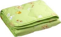Одеяло детское шерстяное 105х140 зимнее