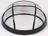 Светильник Акуа Опак с решеткой  HOROZ ELECTRIC IP65 20W Черный