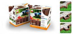 Огородная палисада Cellfast Огородная палисада 5 STANDARD /коричневый