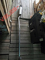 Резонатор алюминизированый Таврия, Славута Заз 1102-05 карбюраторный Bosal