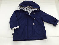 Детская весенняя  куртка для девочки на 6 - 9 месяцев