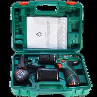 Аккумуляторный шуруповерт DWT ABS-10,8 СLi-2 BMC