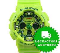 Часы Casio G-Shock GA-200RG LIME