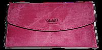 Практичный женский кошелек YA MEI розового цвета VVX-090040, фото 1