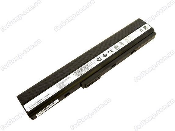 Батарея для ноутбука Asus A32-K52 14.4V, фото 2