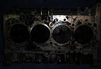 Головка блока цилиндров в сборе ( ГБЦ ) 6c1q6090aeFordTranzit 2.2hdi2006-2014
