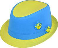 Шляпа детская челентанка х/б ладошка