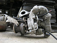 Турбина bi-turbo 2.2CDI Мерседес Спринтер 906 Mercedes Sprinter мотор ОМ651 б/у запчасти