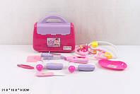Доктор 6010A 60шт2 стетоскоп, шприц, ножиці,...чемод. 21189см