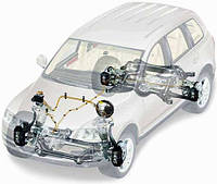35. Тормозная система Mitsubishi Lancer